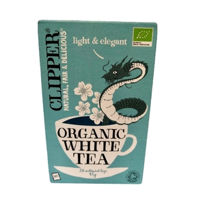 White Tea 26 Bag (logo)