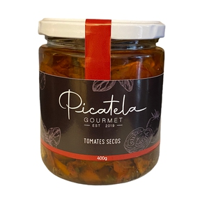 Tomates Secos 400gr Picatela