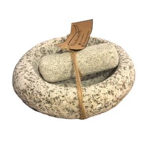 Mortero de piedra (Los Asadores)