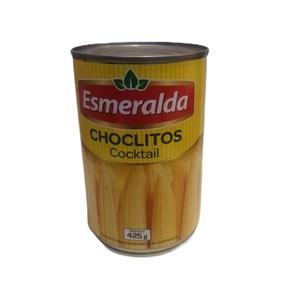 Choclitos Cocktail Esmeralda Lata 425 Gr