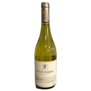 Vino Clasico Chardonnay Punti Ferrer 750cc
