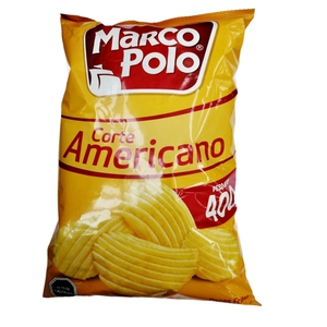 Papas Corte Americano 400 GR Marcopolo