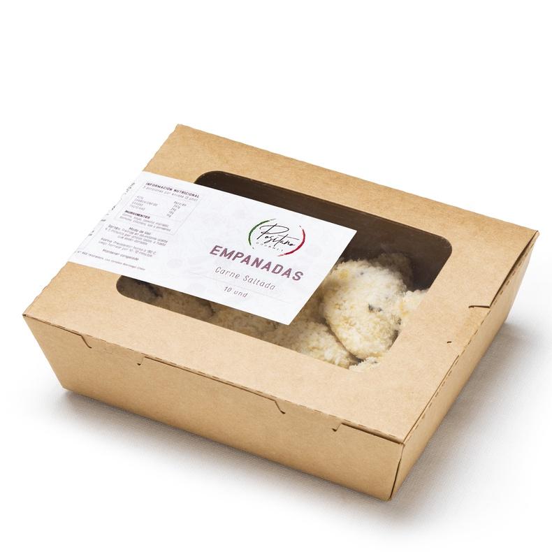 Empanaditas Carne Saltada (Positano)