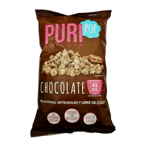 Puri Pop Corn Dulce Chocolatre 210 Grs