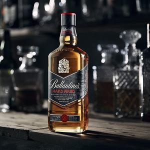 Whisky Ballantines Hard Fired 750 cc