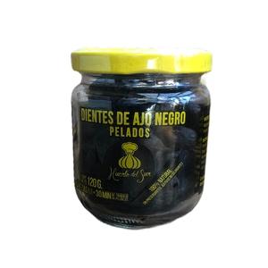 Dientes de ajo negro pelados 120 gr. (Ag Kokorofoo