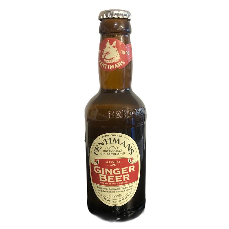 Fentimans Ginger Beer 200ml (DESA)