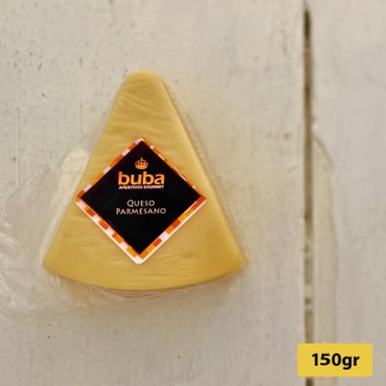 Queso Parmesano  (Buba) 150Gr