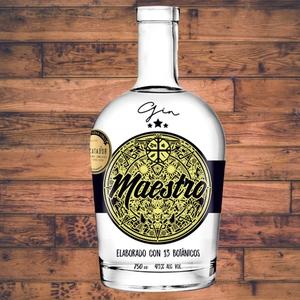 Gin Maestro 750 cc