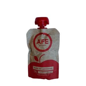 Pure de Manzana Orgánico 90 gr AFE