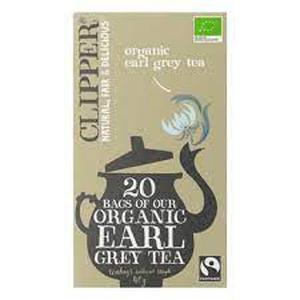 Te Clipper Earl Grey tea 20 Bags