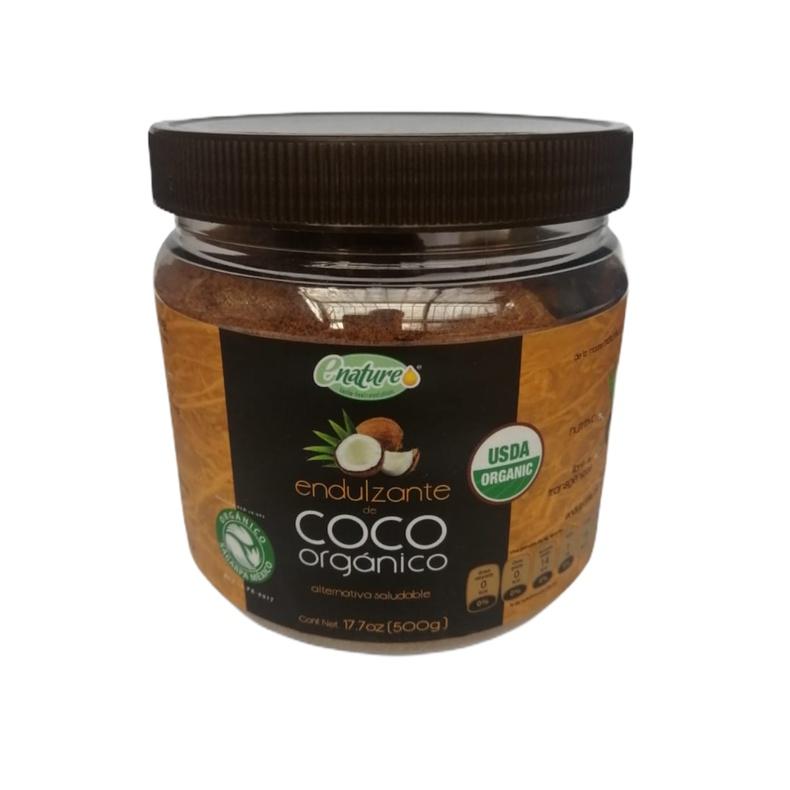 Azucar de Coco Organico 500gr