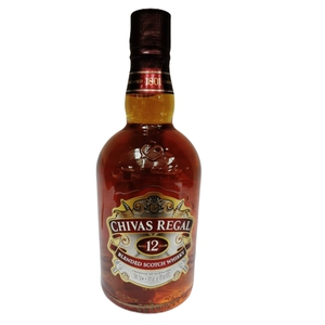 Whisky Chivas Regal 40° 12 Años 750cc ( Portugal)