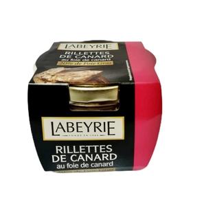 Rilletes de Canard au Foie