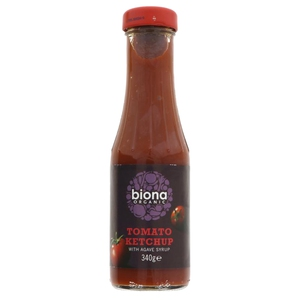 Tomato Ketchup Organic 340gr