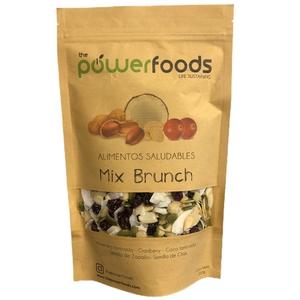 Mix Brunchs 250 Gr (powerfoods)
