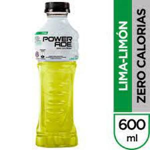 Powerade Zero- Lima limon 600cc