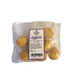 Bolitas de Queso Crema con Jalapeño